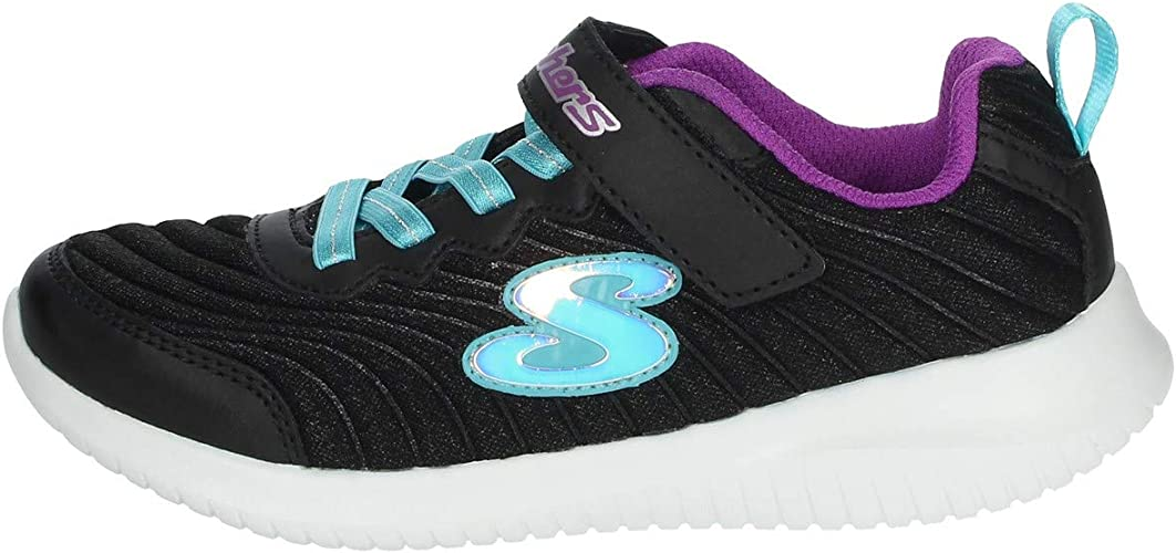 Skechers 81536L Sneakers Fille: : Chaussures et Sacs