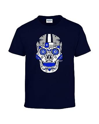 amazon com america s finest apparel dallas sugar skull shirt kids