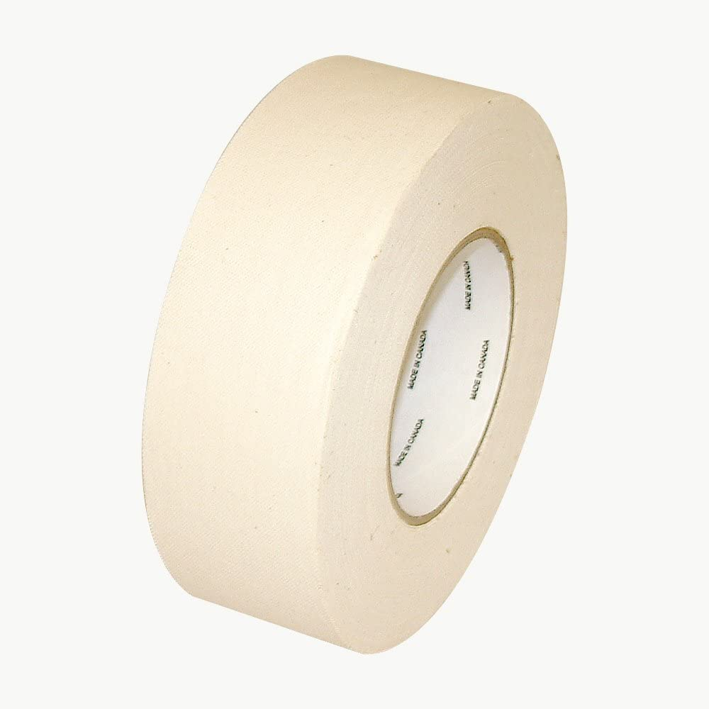 1 in White Scapa 175 Cloth Tape x 60 yds.