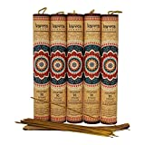 Premium Sandalwood Incense Sticks 5 Set Gift Pack with a Holder In Each Box, Includes 150 Sticks and Five Incense Burners
