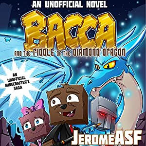 Bacca and the Riddle of the Diamond Dragon Audiobook