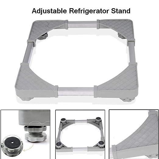 Accesorios del refrigerador Acero inoxidable Refrigerador Tambor ...