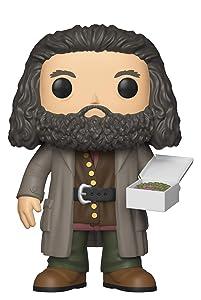 "Funko 35508Pop! Harry Potter: Hagrid with Cake 6"", Standard, Multicolor"