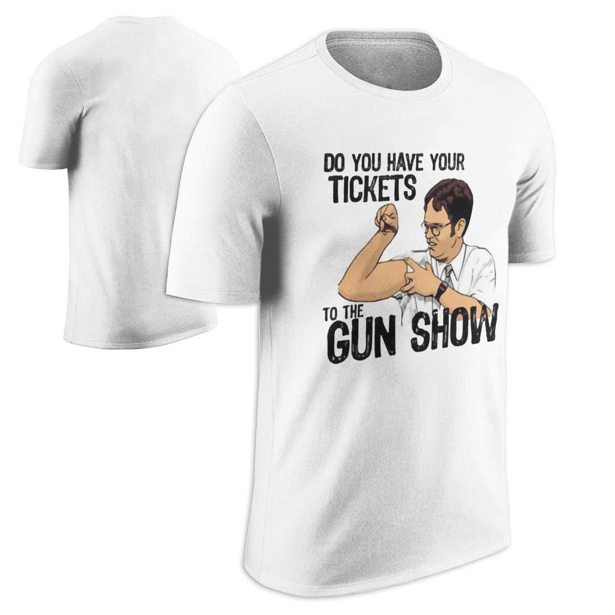 T Line Gun Show T Shirt 1175