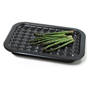 Norpro Nonstick Broil/Roast Pan Set