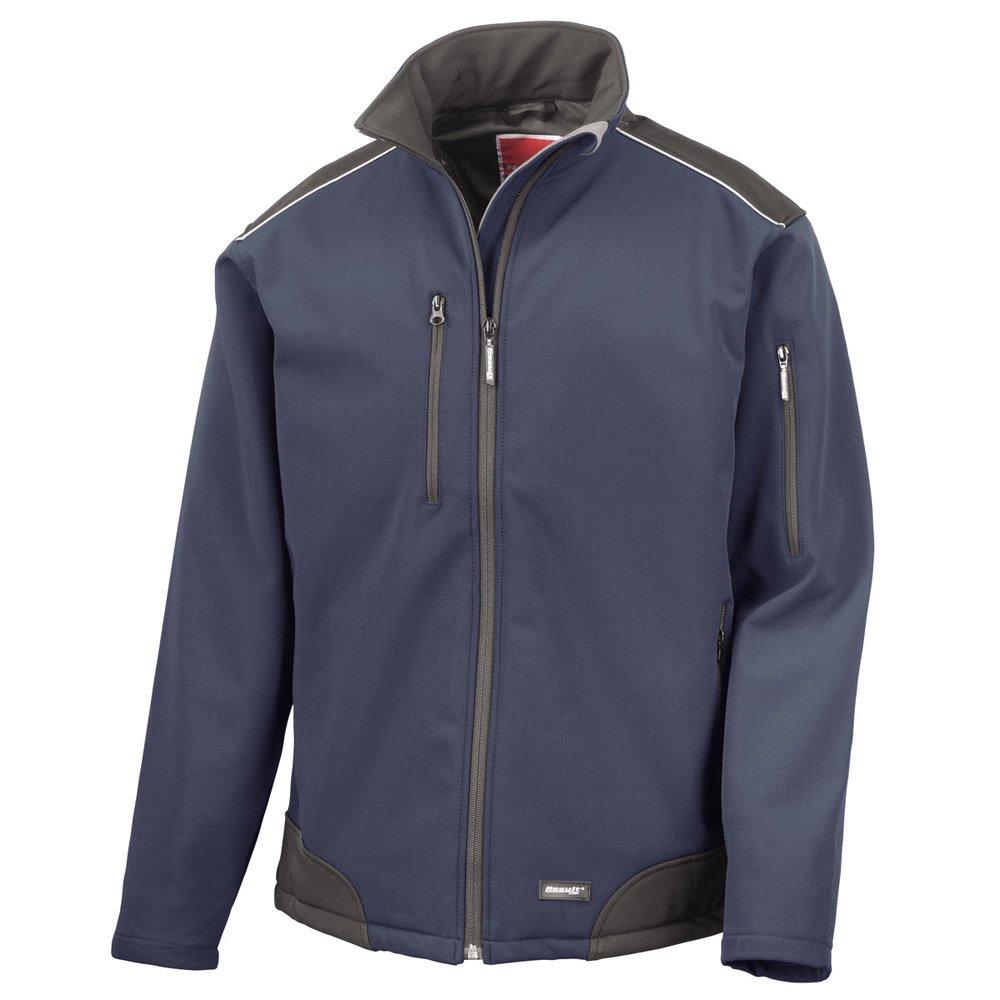 Result Softshell Profile Breathable Jacket
