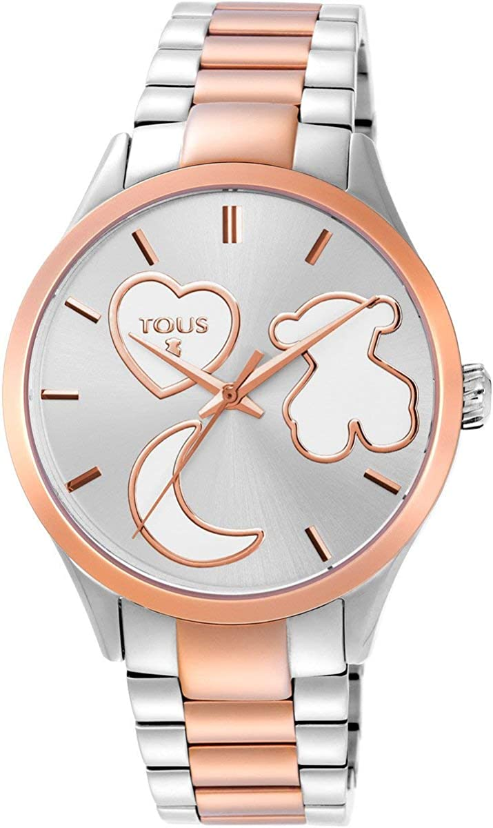 TOUS Reloj Sweet Power de Acero