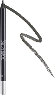 product image for Urban Decay 24/7 Glide-On Eyeliner Pencil, Uzi - Dark Gunmetal with Silver Micro-Sparkle & Shimmer Finish - Award-Winning, Waterproof Eyeliner - Long-Lasting, Intense Color