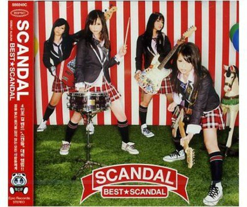 Best of: SCANDAL