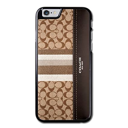 more photos ccc6f 8ecea Coach Wallet Brown Pattern iPhone 6 Case, iPhone 6S Case, Hard Case Cover  Skin For iPhone 6 4.7 Inch