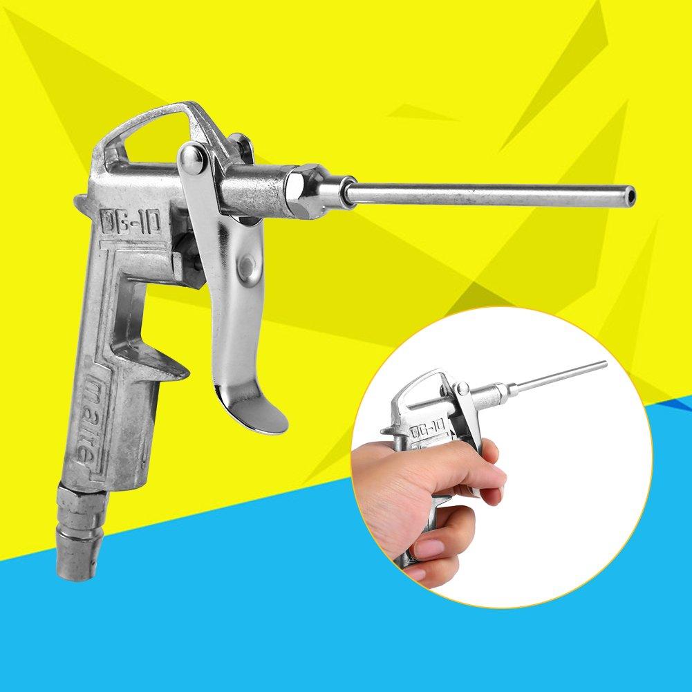 Garosa Pistola De Soplado De Aire Compresor De Aire Dust Duster Trigger Conexi/ón R/ápida Blowgun Adaptarse a Cualquier Manguera De Aire Est/ándar