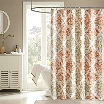 Madison Park MP70 1466 Claire Shower Curtain 72 X