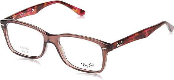 TALLA 53. Ray-Ban Monturas de gafas para Mujer