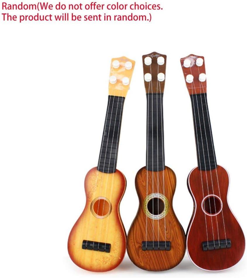 14.5 pulgadas Ukulele Principiante Hawaii 4 cuerdas cuerdas de Nylon Guitarra Musical Ukelele para Niños Niños Niñas Regalos de Navidad-Colorido-1 Tamaño: Amazon.es: Instrumentos musicales