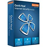 Quick Heal Internet Security Premium - 2 Users, 3 Years