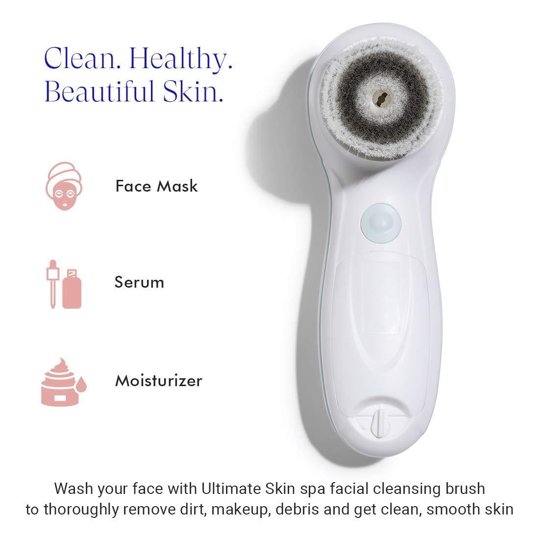 Amazon Com Vanity Planet Facial Cleansing Brush Ultimate Skin Spa