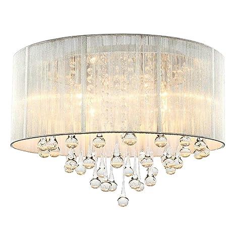 Plafón circular/lámpara de techo LED de diseño moderno ...