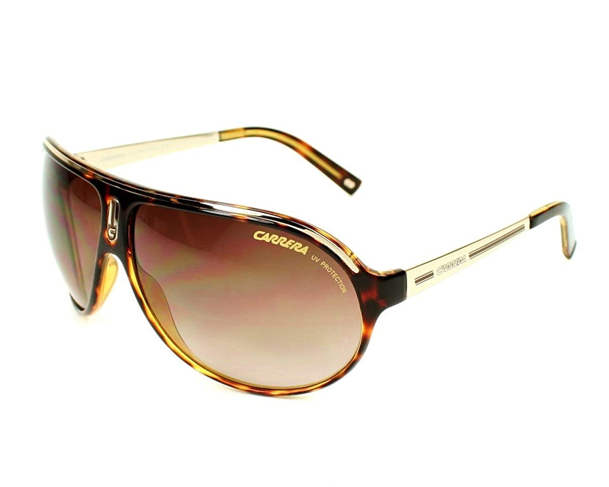 Amazon.com: Carrera anteojos de sol Rush M 91 KJD Metal ...