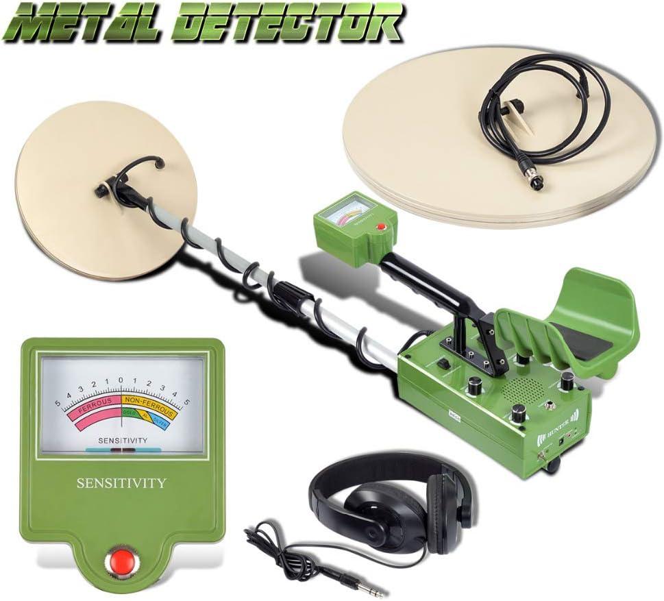 Pro Detector md-88 profesional detectores de metales Treasure Hunter Buscador de oro: Amazon.es: Jardín