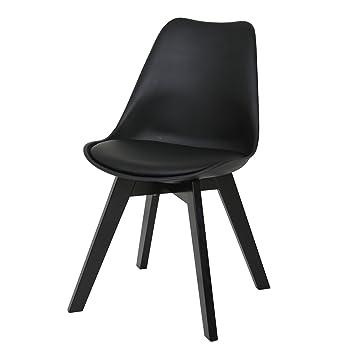Moderner Design Esszimmerstuhl Consilium Valido Lackiertes