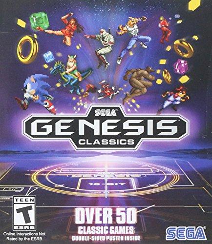 SEGA Genesis Classics - Xbox One (Arcade Collection)