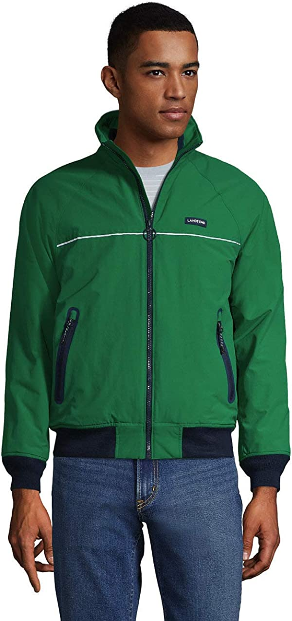 Lands' End Men's Tall Classic Squall Jacket