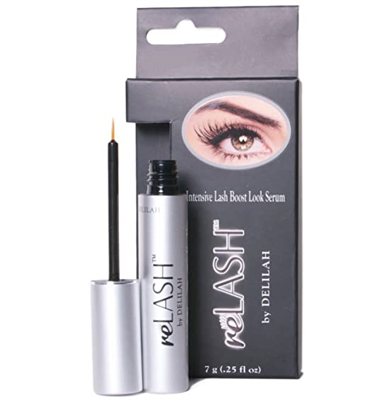 reLASH - Eyelash Growth Serum for Luscious Lashes and Eyebrows (7.4 ml) Made in Los Angeles