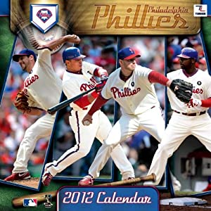 Philadelphia Phillies Team Calendar Perfect Timing