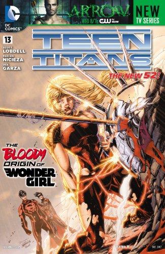 Teen Titans (2011-) #13 (Teen Titans (2011- ))