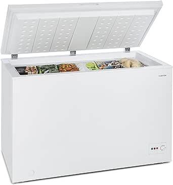 Klarstein Iceblokk congelador horizontal (300 litros capacidad ...