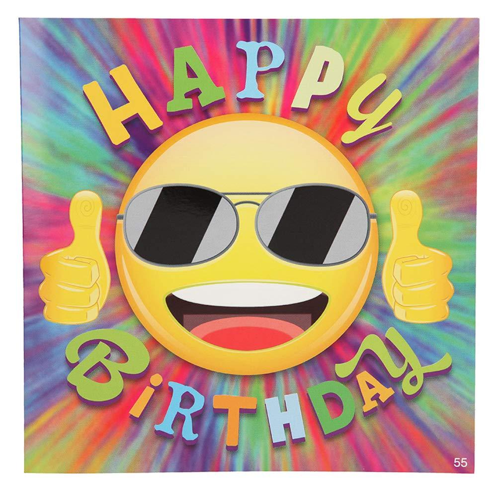 Depesche 3868.055 Multicolore Biglietto di Auguri Musicale per Compleanno