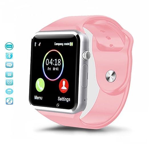 17 opinioni per MallTEK Android Smartwatch Bluetooth con