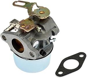 Adjustable Carburetor For Tecumseh 5HP MTD 632107A 632107 SNOWBLOWER Carb