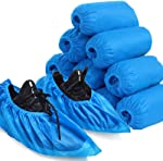 Shoe Covers Disposable Non Slip, Non Woven Fabric Boot Covers for
