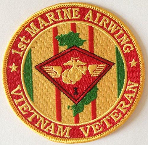 1st Marine Air Wing Vietnam Veteran Patch