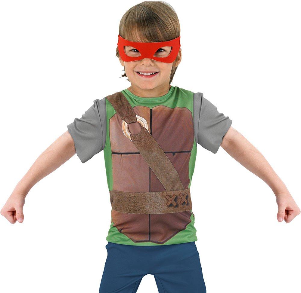 Rubies Kit Disfraz Tortugas Ninja?niño - 5-7 años: Amazon.es ...
