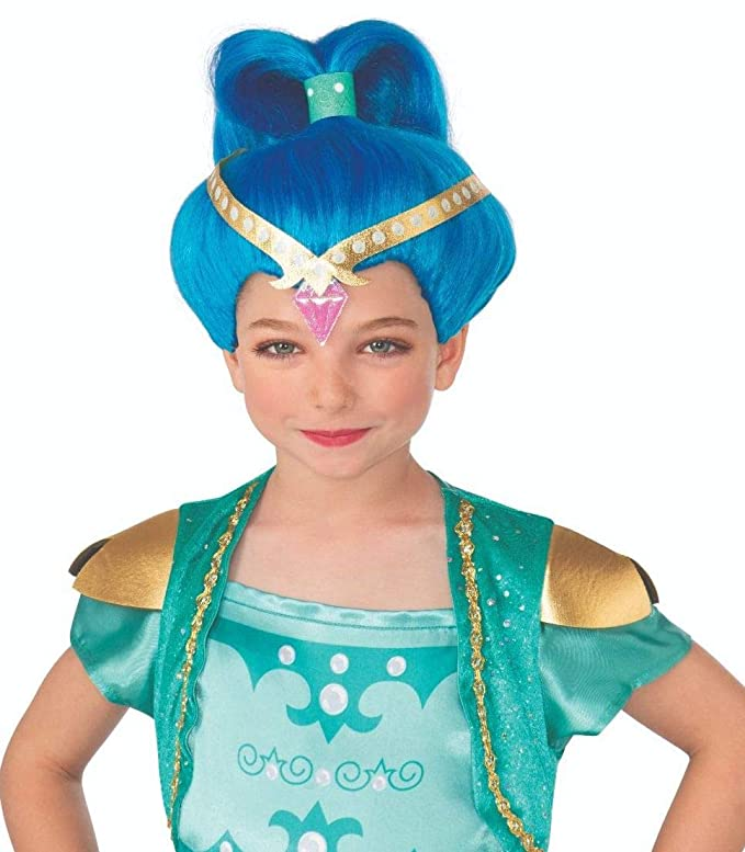 Rubies Shimmer & Shine ChildS Costume Wig, Shimmer: Amazon.es ...