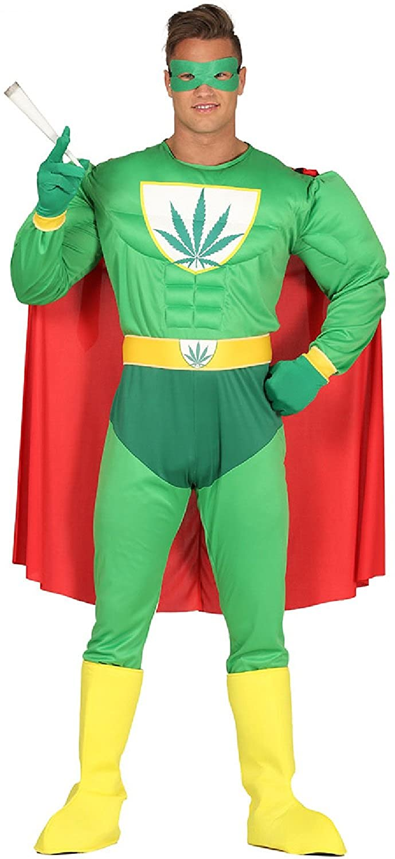 Marijuana Man Superhero Costume