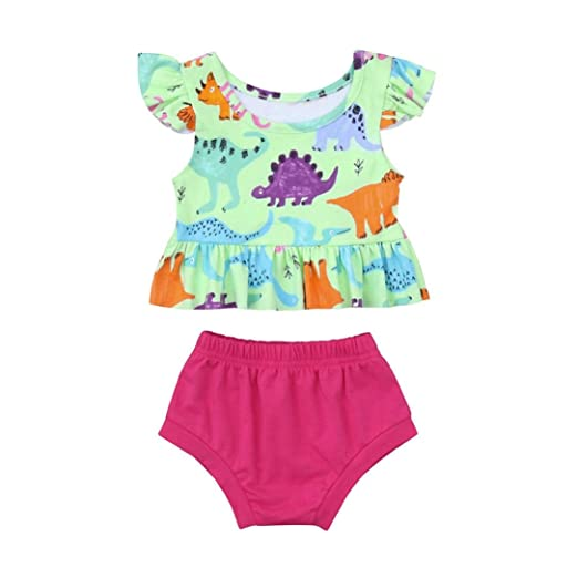 Girls' Clothing (0-24 Months) Dinosaur Baby Girls Coat 3-6 Months. Clothes, Shoes & Accessories