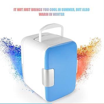 KKmoon 4L Mini Nevera Portatil Refrigerador y Calentador (Una ...