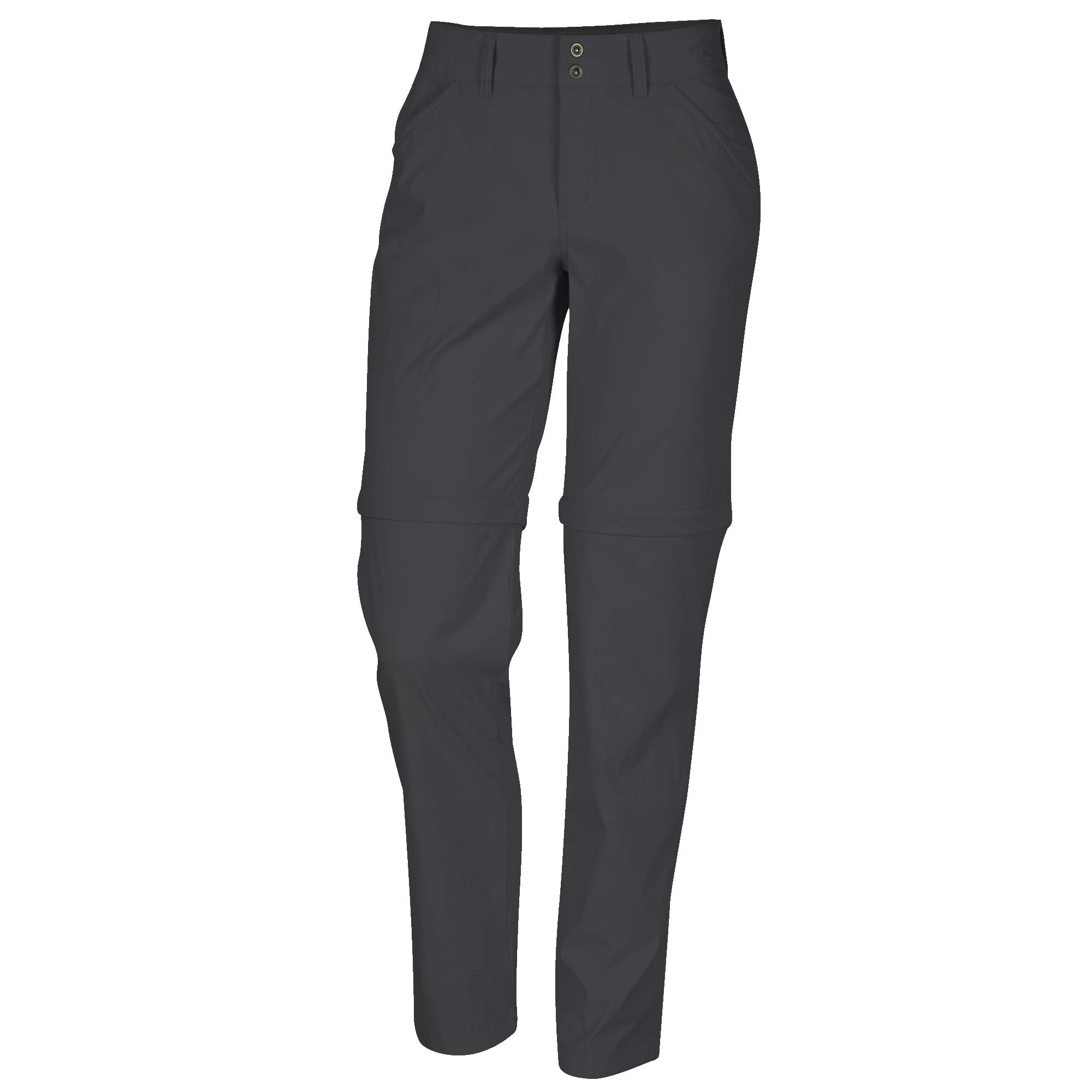 Ultimate Terrain Women's Trailhead Convertible Pant Anthracite (16W X Regularl) by Ultimate Terrain