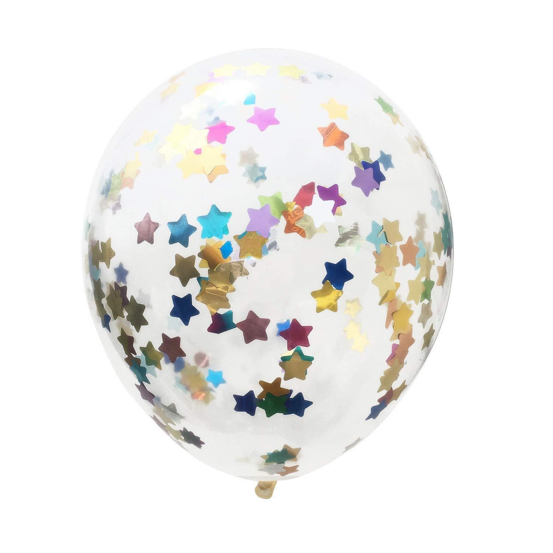 Romanticsmy Kit - Guirnalda Happy Birthday 5 Globos en Papel ...