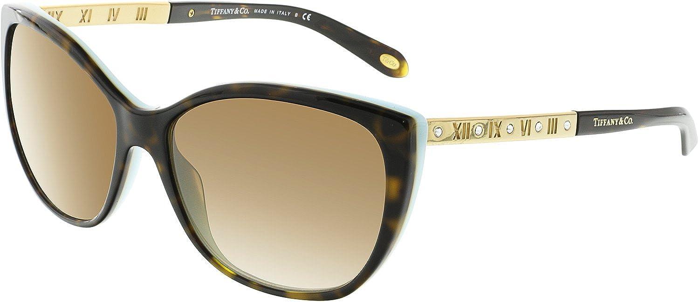 Tiffany Mujer 0TY4094B 81343B 59 Gafas de sol, Azul (Havana ...