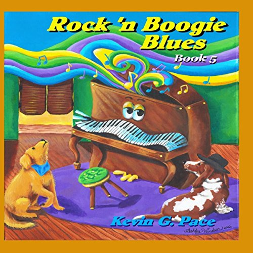 Boogie Music Book (Rock 'n Boogie Blues Book 5)