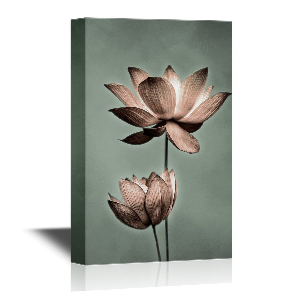 Lotus flowers gallery canvas art wall26 lotus flowers gallery mightylinksfo
