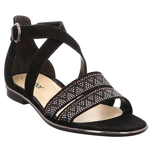 Gabor Damen Riemchen-Sandalette  Gabor  Amazon.de  Schuhe   Handtaschen d812846d61