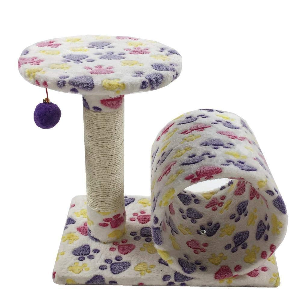 Cat Furniture Play Towers and Trees Creative Play Towers Trees for Cats Pet cat Toy Cat Scratch Board cat Scratch Column Furniture 39  26  38cm Sheet Rope Flannel