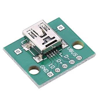 Tarjeta de adaptador USB a DIP, 10Pcs Mini Tarjeta de adaptador ...