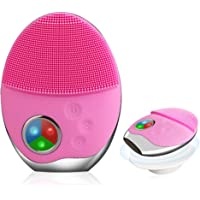 Sonic Facial Silicone Deep Cleansing Brush