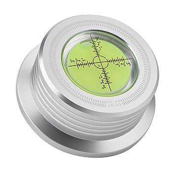 Mugast Tocadiscos con Capacidad de grabación, de Aluminio, con ...